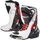 White/Red Impulse Air Road Race Boots