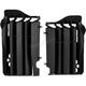 Black Radiator Louvers - 8455700001