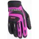Women's Pink DX 2 Gloves
