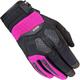 Women's Black/Pink DXR Gloves