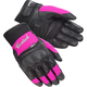 Women's Black/Pink HDX 3 Gloves