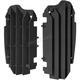 Black Radiator Louvers - 8455900001