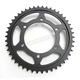 Induction Hardened Black Zinc Finished 530 46 Tooth Rear Sprocket - JTR479.46ZBK