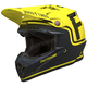 Fluorescent Yellow/Black Moto-9 Fasthouse Limited Edition Helmet