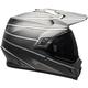 Matte Titanium/Silver/Black MX-9 Adventure RSD Helmet w/Mips