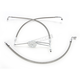 Natural XR Stainless Extreme Response Front Brake Line Kit - SSC1312-21