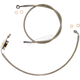 Natural XR Stainless Extreme Response ABS Front Brake Line Kit - SSC1326-17