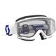 White Split OTG Goggles w/Clear Lens - 262599-1030113