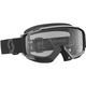 Black Split OTG Goggles w/Clear Lens - 262599-1007113
