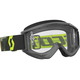 Gray/Camo Recoil XI Goggles w/Clear Lens - 246485-5409113