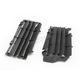 Black Radiator Louvers - 8461600001