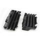 Black Radiator Louvers - 8457800001
