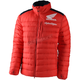 Red Honda Puff Jacket