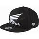 Black Honda Snapback Hat - 712517210