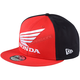 Red Honda Snapback Hat - 712517410