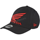 Black Honda Wing Hat