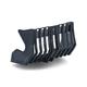 Gloss Black Precision Coolant Pump Cover - 6421