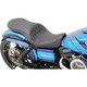 Double Diamond Low Profile Touring Seat - 0803-0557