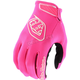 Fluorescent Pink Air Gloves