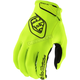 Fluorescent Yellow Air Gloves