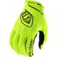 Fluorescent Yellow Air Gloves
