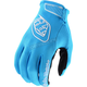Youth Light Blue Gloves