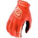 Youth Orange Air Gloves