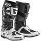 Black/White SG-12 Boots