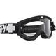 Black Targa 3 MX Goggles - 320809853097