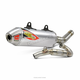 T-6 Stainless Steel Exhaust System - 0161745G