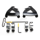 Black Trigger Lock Mount Kit for Road Warrior Fairing - MEB2029
