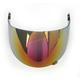Red Iridium MD04 Single Lens Shield - G999545