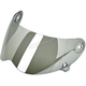 Chrome Mirror Face Shield for Lane Splitter Helmet - FS-CHR-LS-SD