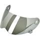 Chrome Mirror Face Shield for Lane Splitter Helmet - FS-CHR-LS-SD