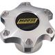 Silver Aluminum ATV Gas Cap - 0703-0713