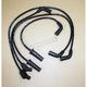 Black 8mm Spiro Pro Milwaukee 8 Spark Plug Wire Set - 20038