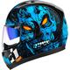Blue Alliance GT Horror Helmet
