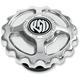 Chrome Gear Drive Billet Aluminum Gas Cap - 0210-2006-CH