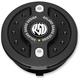 Black Ops Radial Fuel Gauge Cap with LED Fuel Gauge - 0210-2033-SMB
