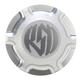 Machine Ops Vintage Billet Aluminum Gas Cap - 0210-2018-SMC