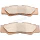 Rear Brake Pads - 1721-2493