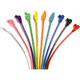 Yellow 8mm Spiro Pro Milwaukee 8 Spark Plug Wire Set - 20438