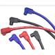 Black 409 Pro Race Custom Fit Spark Plug Wire Kit  - 40038