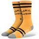 Orange Harley Davidson Road  Boss Socks - M311C15ROA-LG/XL