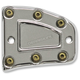 Chrome Bomber Series Front Master Cylinder Cover - MC-ISF-C
