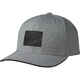 Heather Gray Abyssmal 110 Snapback Hat - 19575-040-OS