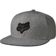 Heather Gray Copius Snapback Hat - 20383-040-OS