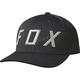 Heather Black Moth 110 Snapback Hat - 19584-243-OS