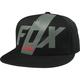 Black Scalene Snapback Hat - 19576-001-OS