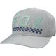 Light Gray Check Yo Self FlexFit Hat